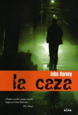 La Caza de John Harvey