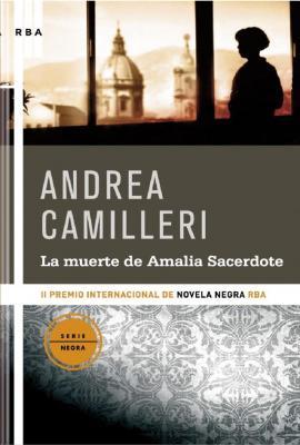 La muerte de Amalia Sacerdote de Andrea Camilleri