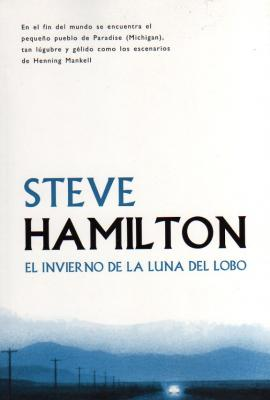 Steve Hamilton por José Ramón Gómez