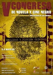 Ya está en marcha el V Congreso de Novela y Cine Negro