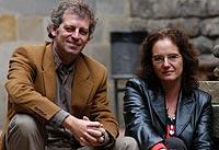 Entrevista a los escritores, Empar Fernández y Pablo Bonell
