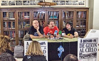 XXII Semana Negra de Gijón: Rueda de Prensa